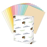 HammerMill® Fore® MP Pastel Paper, 24lb., Assorted, 8 1/2 x 11, Ream