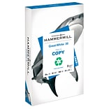 Hammermill Great White Recycled Copy Paper, LEGAL-size, 20 l