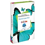 Hammermill Laser Legal Copy Paper, 8-1/2 x 14, 98 Bright, 24 LB, 500 Sheets
