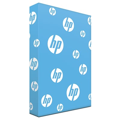 HP® Office Paper, LEDGER-Size, 92/104+ US/Euro Brightness, 20 Lb., 11H x 17W, 500 Sheets/Rm