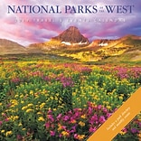 2019 Willow Creek Press National Parks of the West 12H x 12W Wall Calendar (01882)