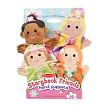 Melissa & Doug Storybook Friends Hand Puppets (9083)
