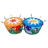 Melissa & Doug Musical Bongos with Three Different Modes (9194)