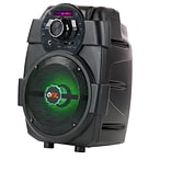 QFX PBX-5 6.5 Rechargeable Party Speaker with Bluetooth/USB and FM Player