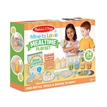 Melissa & Doug Mine to Love Mealtime Play Set (31708)