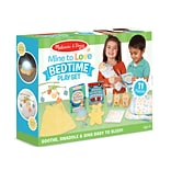 Melissa & Doug Mine to Love Bedtime Play Set (31709)