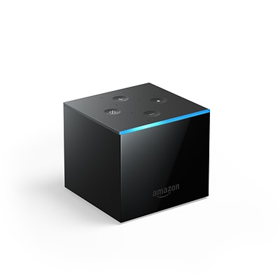 Amazon Fire TV Cube, Hands-Free with Alexa and 4K Ultra HD, Streaming Media Player (B0791T9CV7)