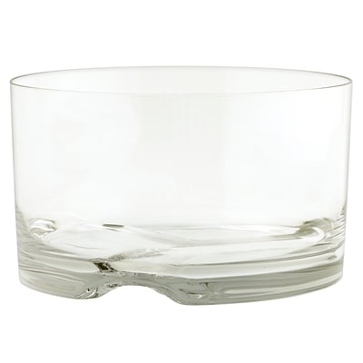 Strahl® Serving Bowl; 8.25 Diameter, Clear