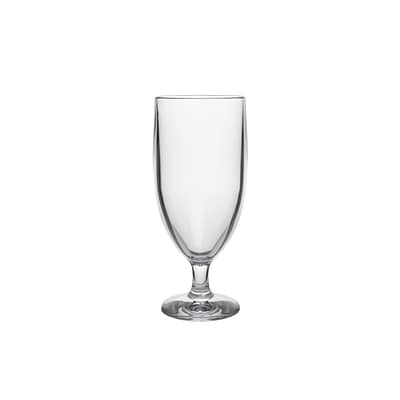 Strahl® Water Soda Goblet; Clear, 14 oz