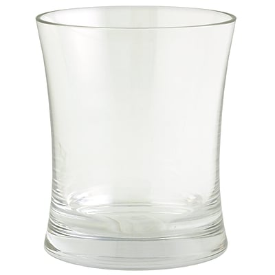 Strahl® Design+Contemporary Double Old Fashion Tumbler; Clear, 14 oz