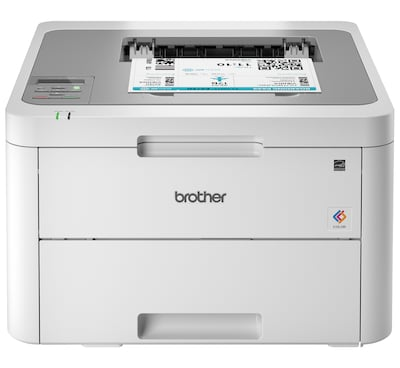 Brother HL-L3210CW Single-Function Color Laser Printer with Wireless
