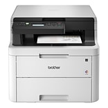 Brother HL-L3290CDW Multifunction Color Laser Printer with Convenient Flatbed Copy & Scan, Plus Wire