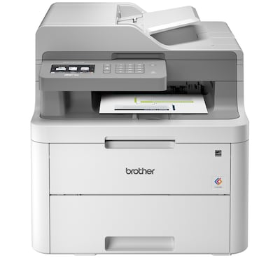 Brother MFC-L3710CW Wireless Color All-in-One Laser Printer