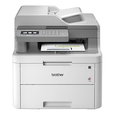 Brother Mfc L3710cw Wireless Color All In One Laser Printer Quill Com
