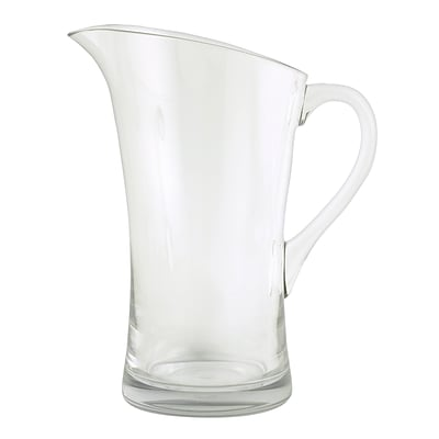 Strahl® Design+Contemporary Pitcher; Clear, 61 oz