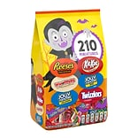 Hershey Halloween Chocolate and Sweets Assortment, 210 Pieces (246-H0028)