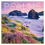 2019 TF Publishing 12 X 12 Psalms Wall Calendar (19-1085)