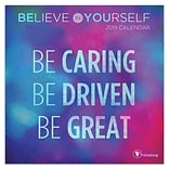 2019 TF Publishing 7 X 7 Believe In Yourself Mini Calendar 7 X 7 (19-2023)