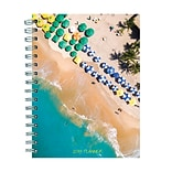 2019 TFI Publishing 6.25 X 8 Tropical Beaches Medium Weekly Monthly Planner (19-9097)
