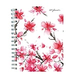 2019 TFI Publishing 6.25 X 8 Cherry Blossoms Medium Weekly Monthly Planner (19-9225)