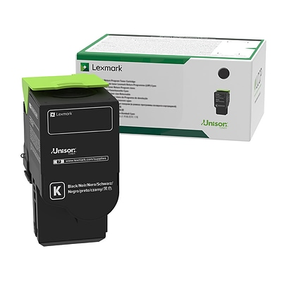 Lexmark Black Return Program Toner Cartridge (C2310K0)