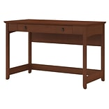 Bush Furniture Buena Vista Writing Desk with Drawer, Serene Cherry (MY13618-03)
