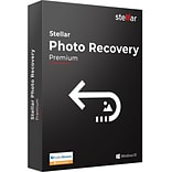 Stellar Phoenix Photo Recovery Premium for 1 User, Windows,, Download (SPPRPREWV82018)