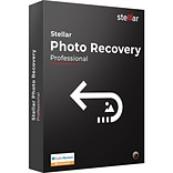 Stellar Phoenix Photo Recovery Professional for 1 User, Mac,, Download (SPRPROMV82018)