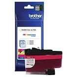 Brother Genuine Magenta INKvestment Tank Ink Cartridge, Ultra High-Yield (LC3039M)