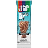 Jif Power Ups Chewy Granola Bars, Chocolate with Peanut Butter, 1.3-Ounce Bar, 5 Count Box (SMU24470