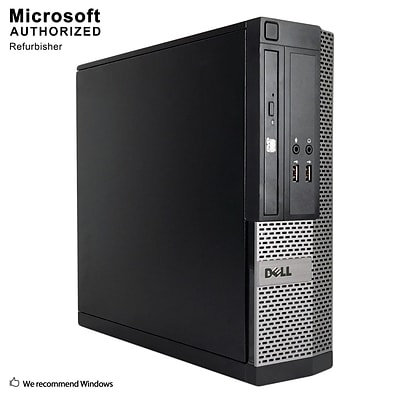 Dell OptiPlex 3020 Refurbished Desktop Computer, Intel Core i3-4130 (S18VFTDEDT00P98)