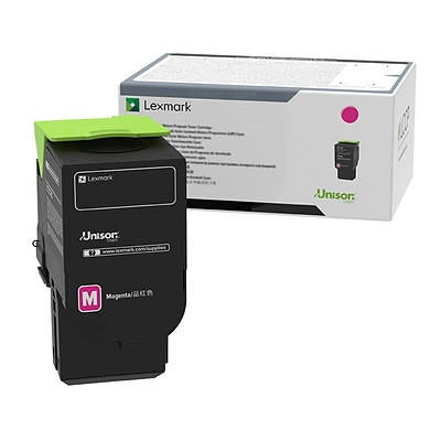 Lexmark 78C0U30 Magenta Ultra High Yield Toner Cartridge