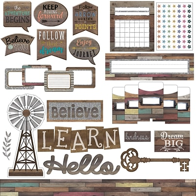 Teacher Created Resources Home Sweet Classroom Décor Set (TCR6991S)