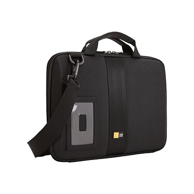 Case Logic Black Padded Chromebook Work-In Case With ID Slot, 11.6 (3203770)