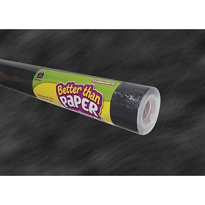 Teacher Created Resources Better Than Paper®Roll, 4 x 12, Chalkboard (TCR77363)