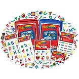 Barker Creek Learning Magnets® Language Arts Kit, 398 Piece Set (LM2401)