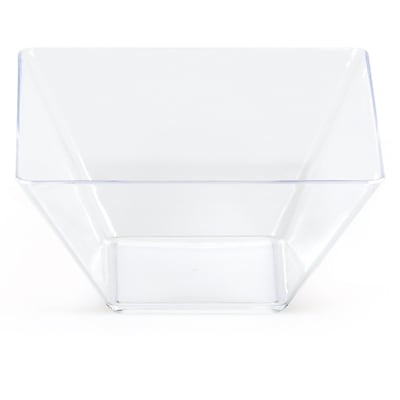 Creative Converting Clear 3.5 Bowl, 8/Pack (050432)