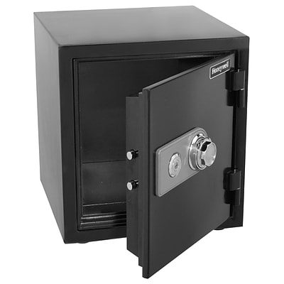 Honeywell 1.23 cu.ft. Combination Lock Water Resistant Fire Safe (2105)