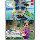 Adobe Photoshop Elements 2019 & Premiere Elements 2019 for 1 User, Mac, Download (65295915)