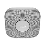 Google Nest Protect Battery-Powered Smoke and Carbon Monoxide Detector (S3003LWES)