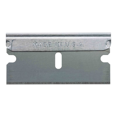 Stanley Single Edge Razor Blades, 100/Pack (11-515)