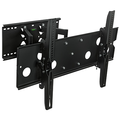 Mount-It! Full-Motion TV Wall Mount for 40 to 70 Flat Screens (MI-310L)