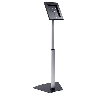 Mount-It! Tablet Floor Stand for POS and Kiosk Use for iPad 2, 3, iPad Air, iPad Air 2, and 7-11 Tablets (MI-3783)