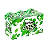 Trident Vibes Sugar Free Spearmint Gum, 40/Pieces/Pack, 6/Pack (304-00082)