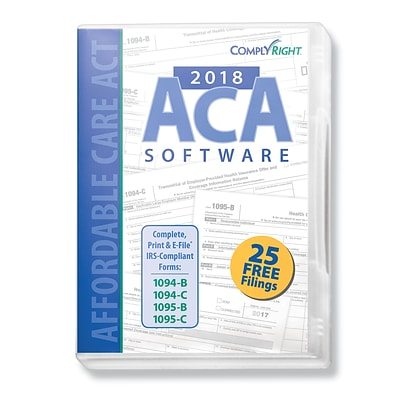 ComplyRight™ 2017 ACA Reporting Software