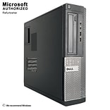 Dell OptiPlex 390 Desktop Computer, Intel Core i3-2100, 8GB DDR3, 1TB HDD, Desktop, Refurbished (EN/