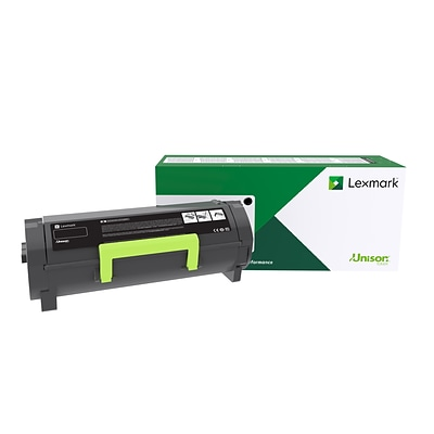 Lexmark Return Program B251X00 Black Toner Cartridge, Extra High Yield