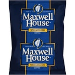 Maxwell House® Special Delivery Coffee, Medium Roast, 1.2 oz. Filter Packs, 42/Carton (86240)