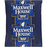 Maxwell House® Master Blend Coffee, Light Roast, 1.1 oz. Packs, 42/Carton (866350)