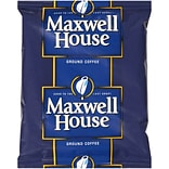 Maxwell House® Master Blend Coffee, Medium Roast, 1.5 oz. Packs, 42/Carton (86615)